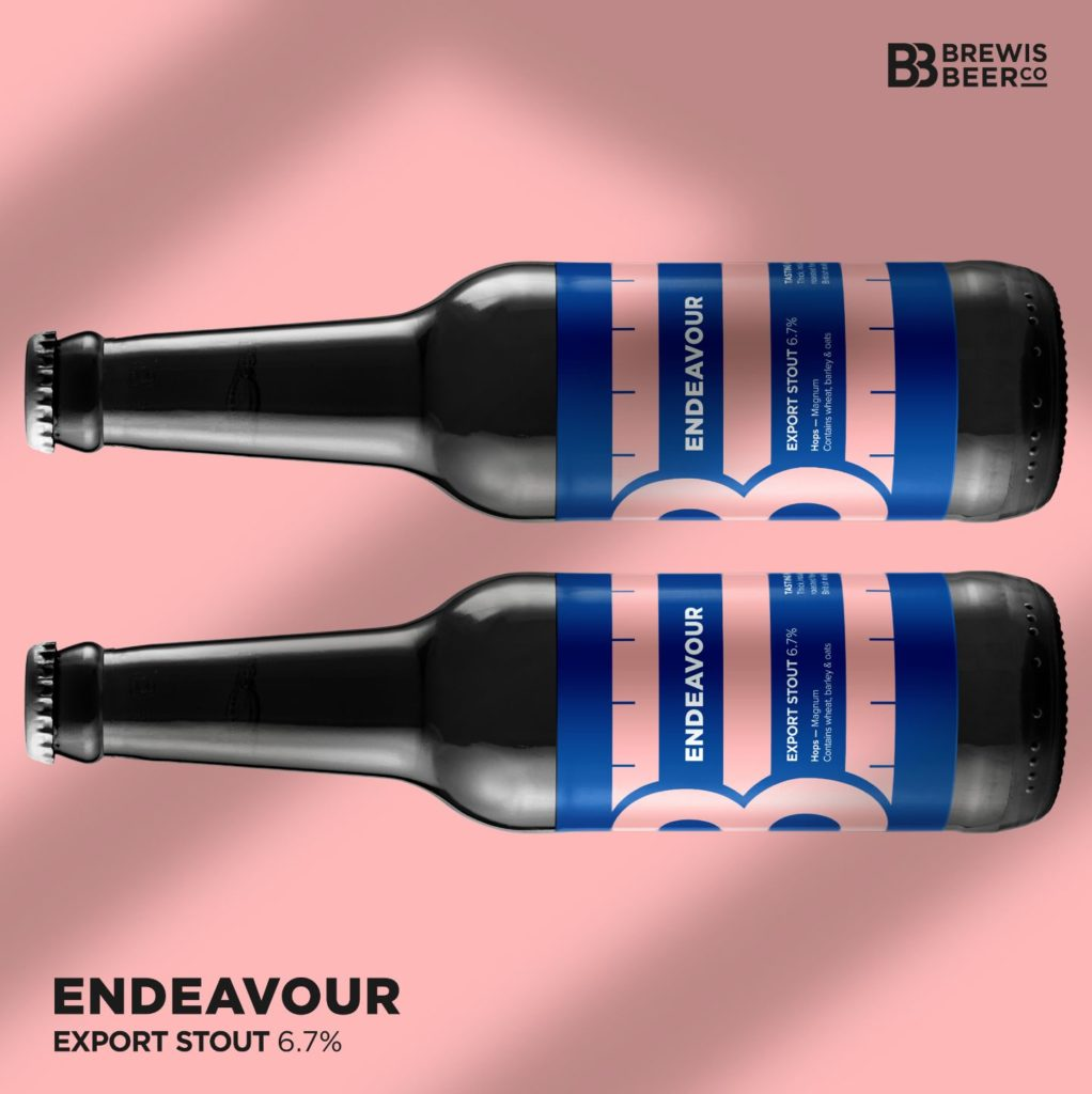 Endeavour Export Stout