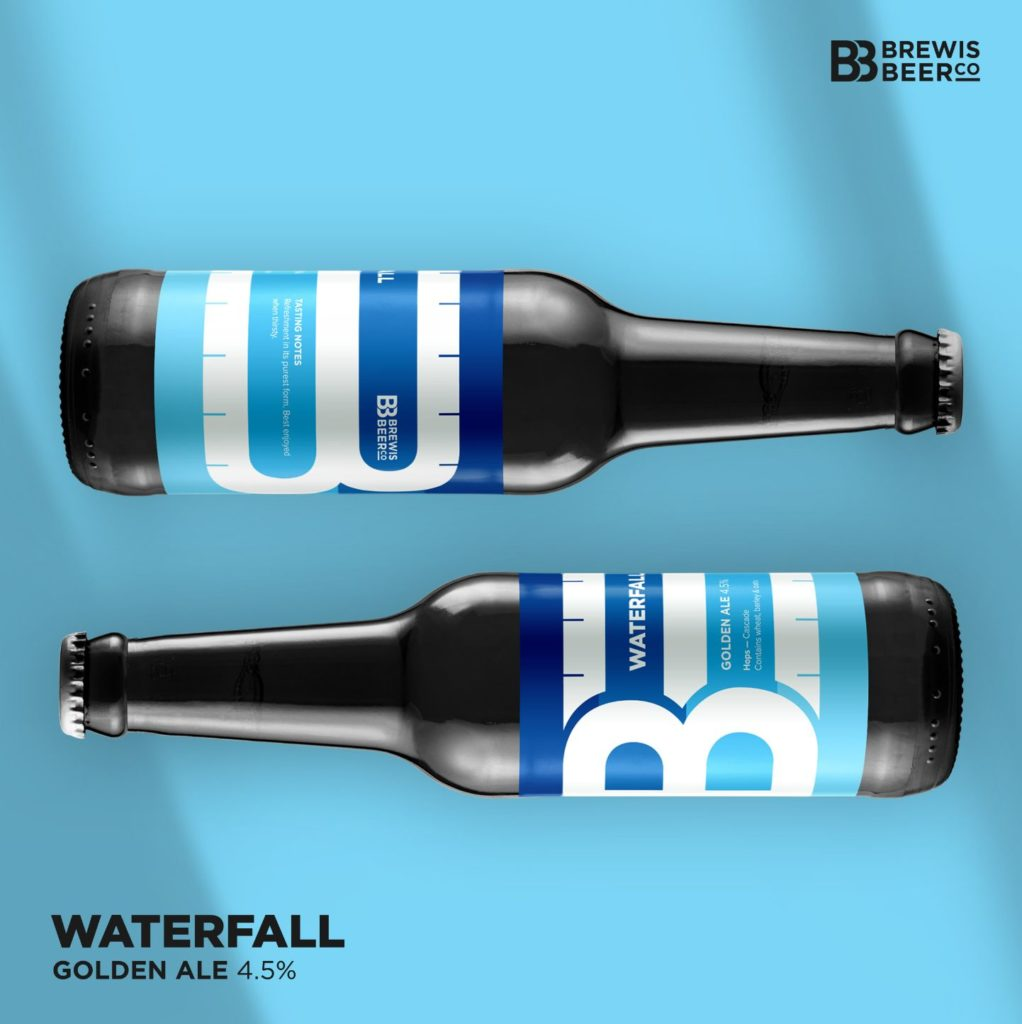 Waterfall Golden Ale